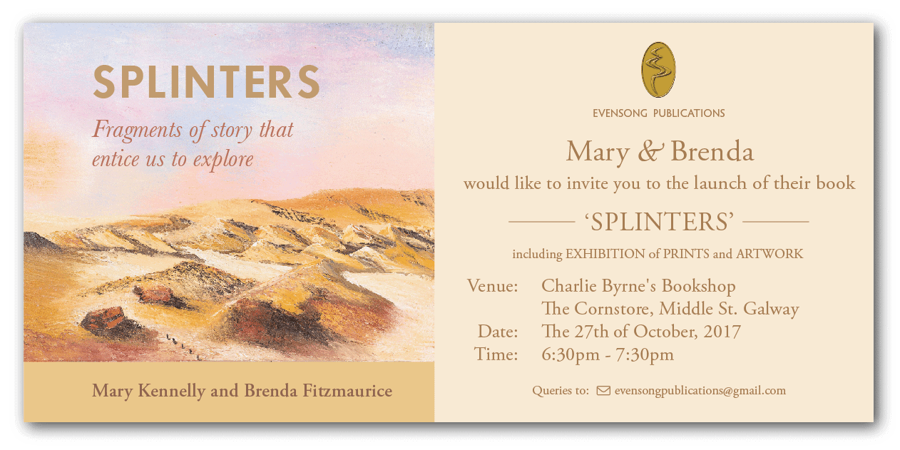 Splinters Invite Galway